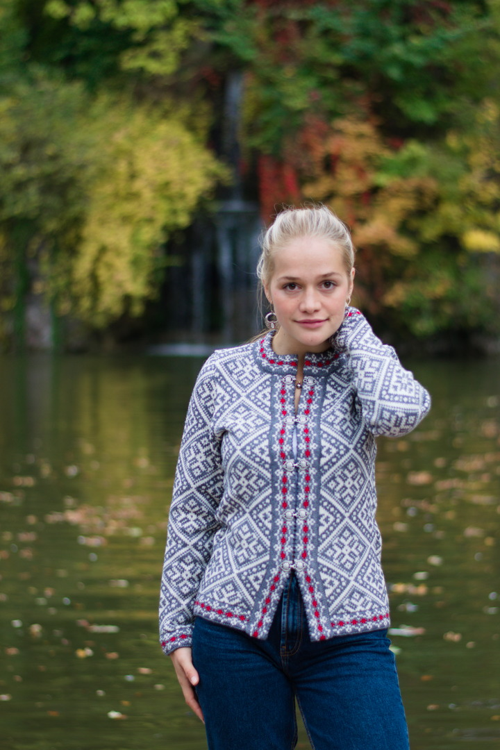 "Strickjacke ""Edda"" Damen"