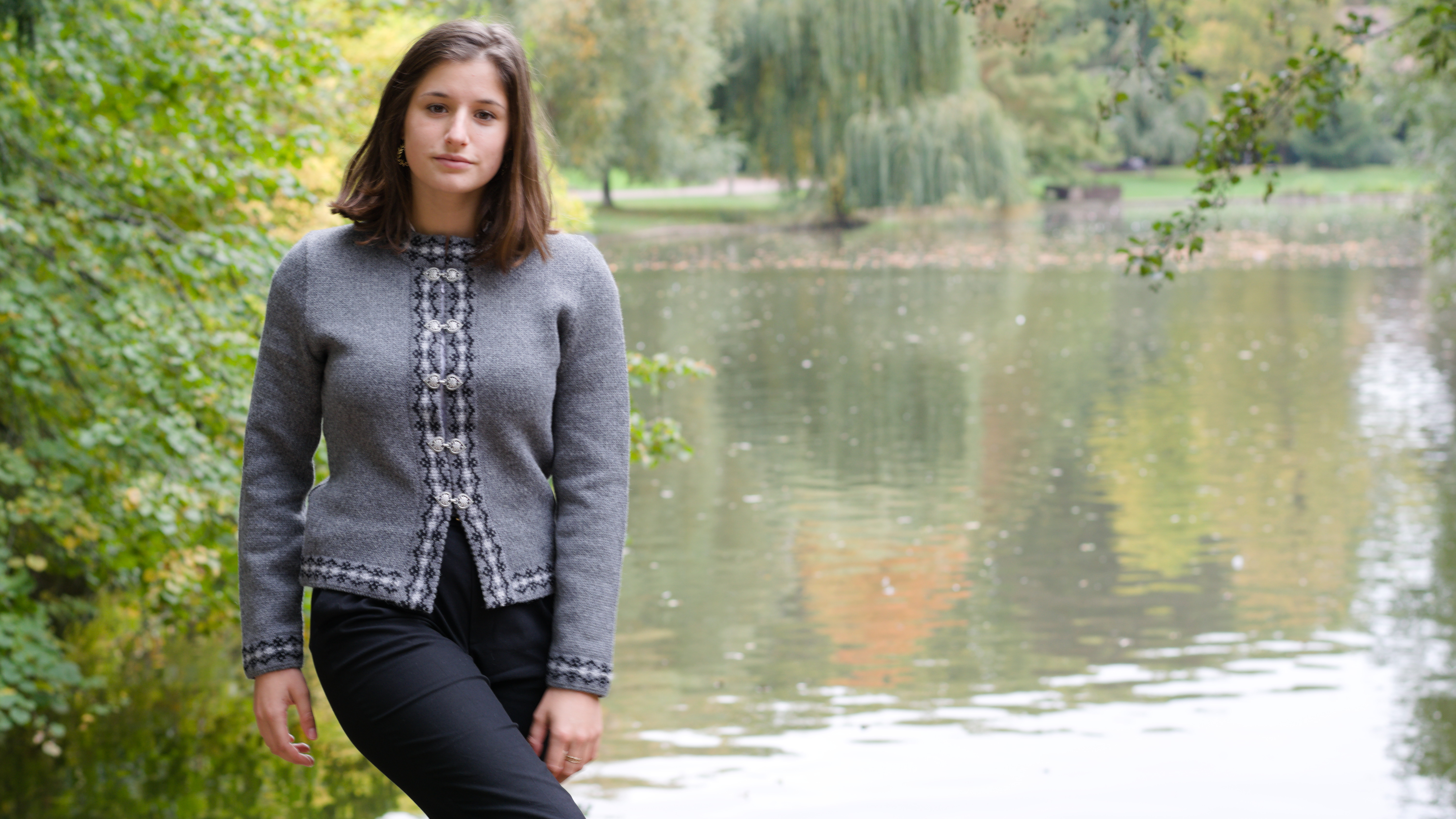 "Strickjacke ""Runa"" Damen"