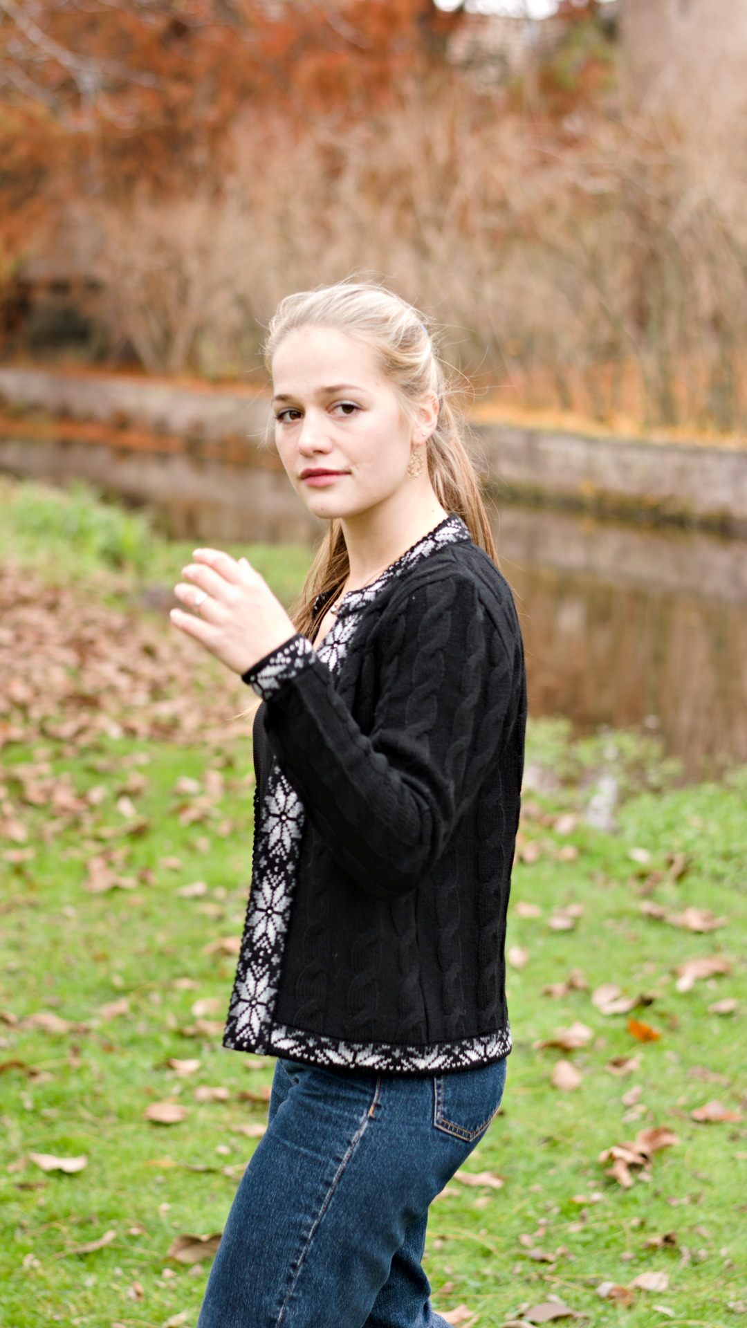 "Strickjacke ""Merle"" Damen"