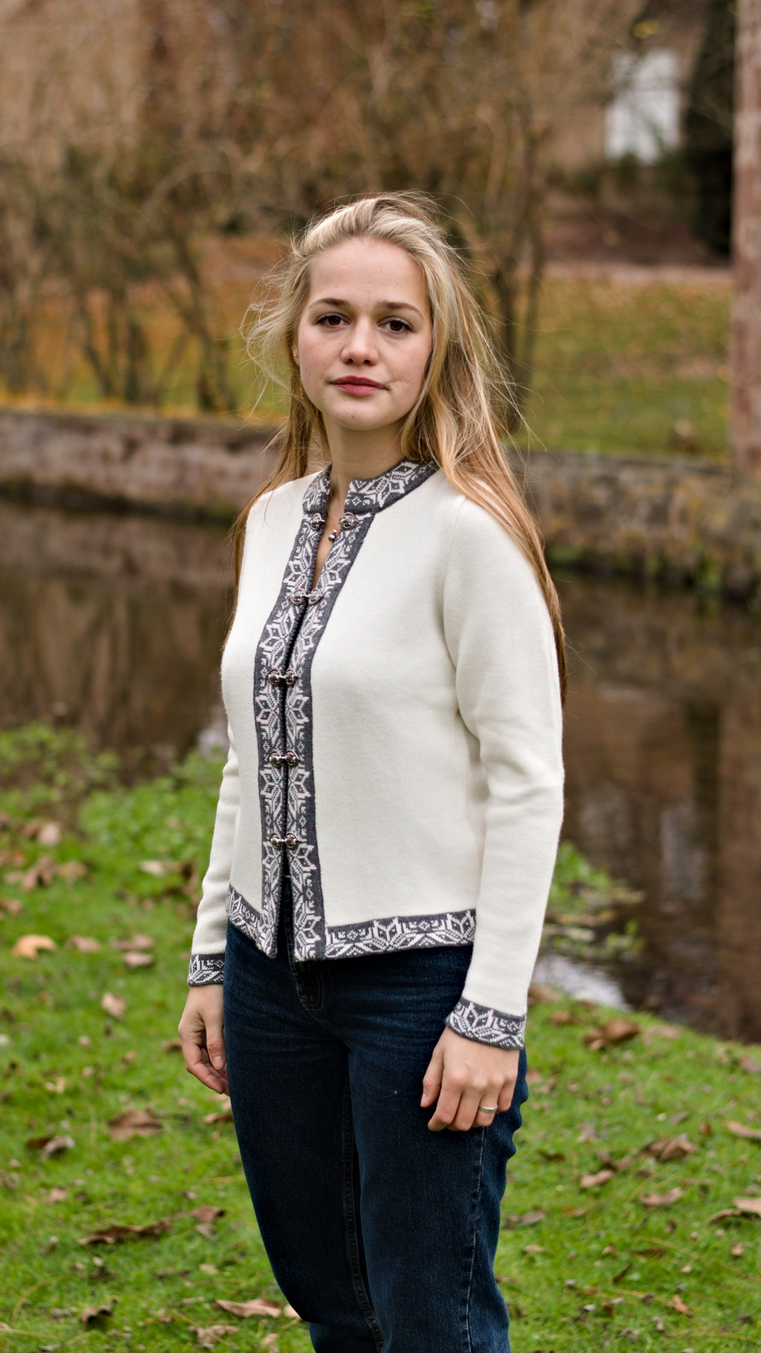 "Strickjacke ""Freya"" Damen"