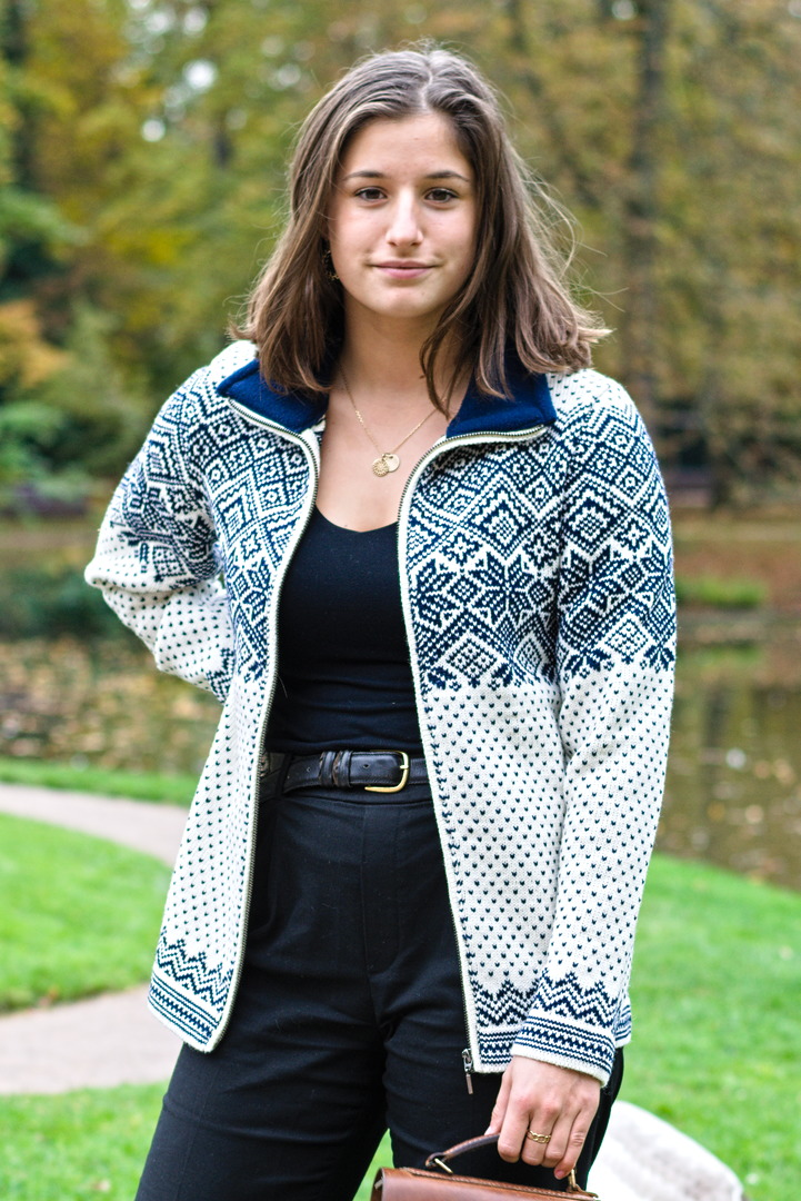 "Strickjacke ""Erika"""